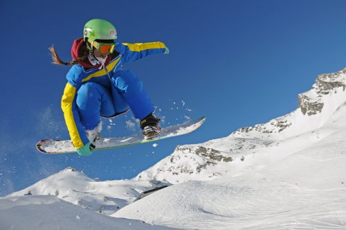 Snowboard Fit. Ski Fit. Injury Prevention