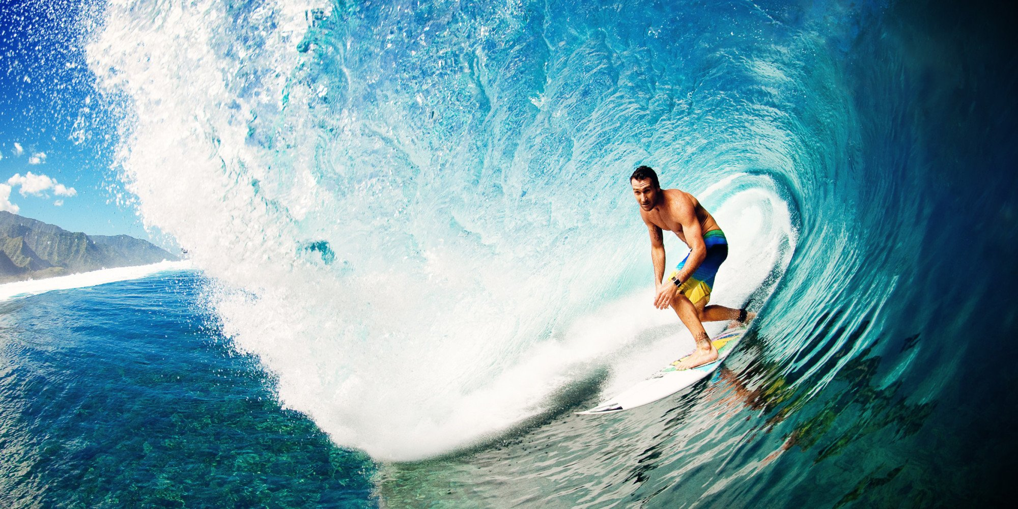 Warm Up for Surfing by Lucy Johnson