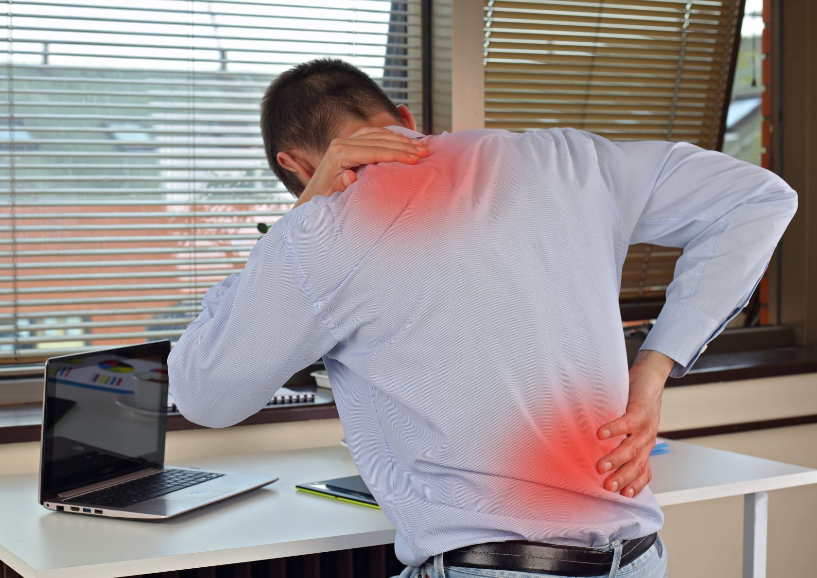 Office Exercises to Help Reduce Back and Neck Pain
