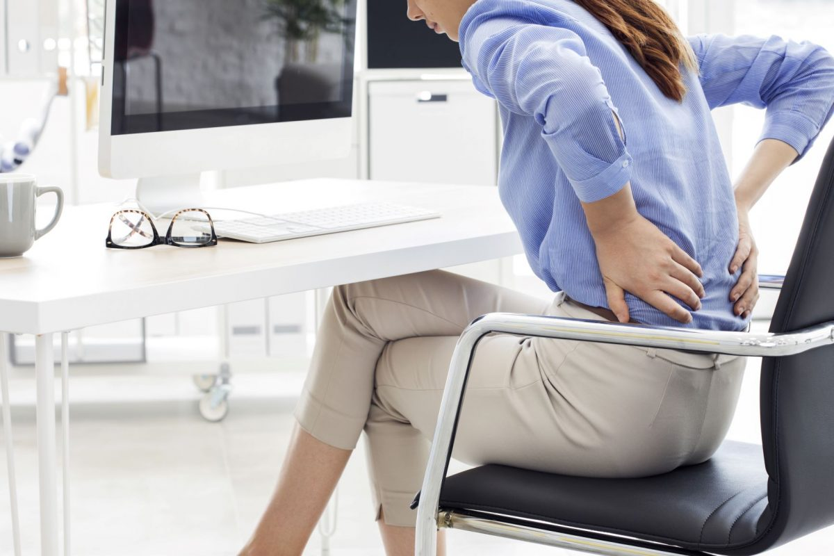 poor posture back pain