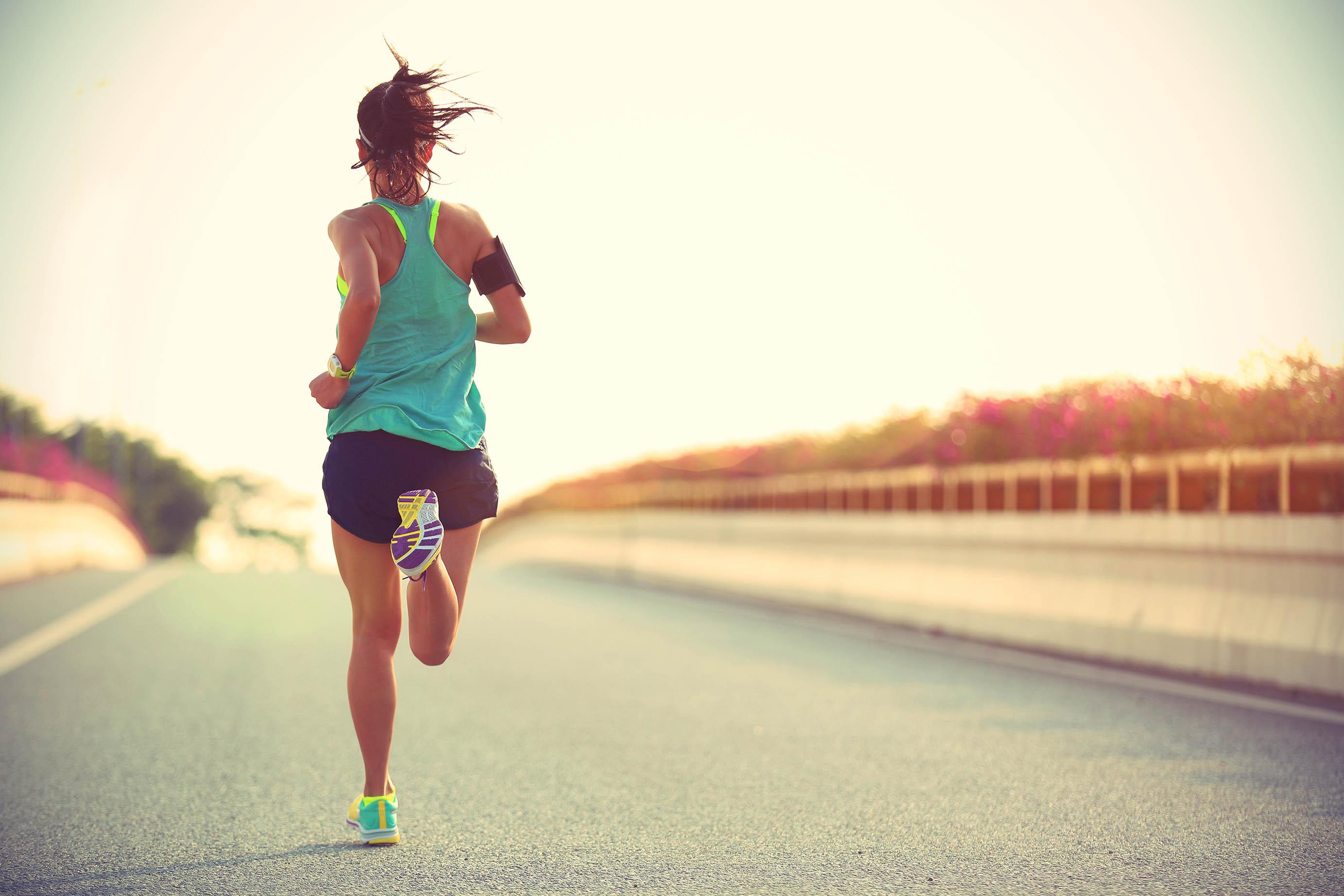 Spring Marathon Training