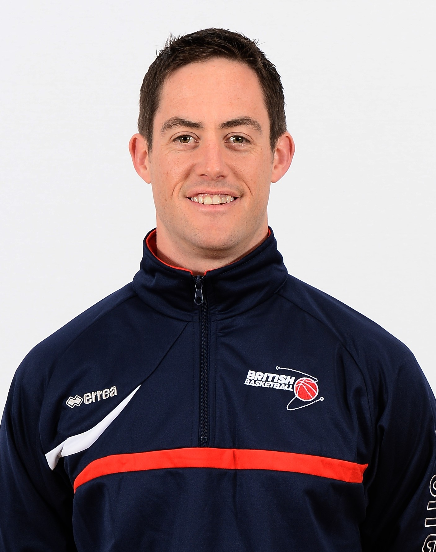 Basketball England Head of Physiotherapy & Sports Science – Andy Howse