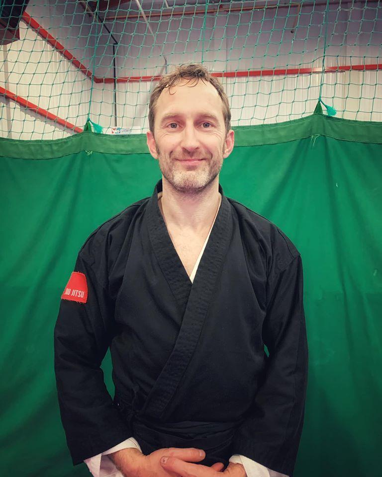 Tony Gill. Shoulder Injury Specialist. Shoulder Specialist Bristol. Ju-Jitsu Bristol