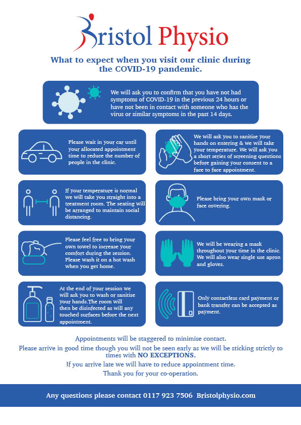 Covid-19 Infographic